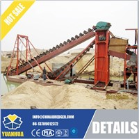 Bucket Dredge Chain for Gold Mining