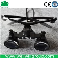 WWG-301L 2.5X Dental Loupes with LED Headlight
