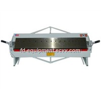 Sheet Metal Hand Folder Machine