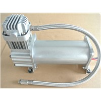 Heavy Duty Compressor with Check Valve, Used on Air Suspension, Air Ridigng, Chassis, Air Braking.