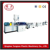 20-25m/Min High Speed PP PE PVC Corrugated Pipe Making Machine