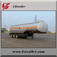 3 Axles 30M3-60M3 Lpg Tank Trailer Price Lpg Gas Tanker LPG Tank Semi Trailer