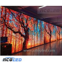 P4.81 Outdoor Full Color LED Video Wall/Screen/Panel for Rental LED Display