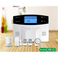 Hot Selling Intelligent House Wireless GSM Alarm Systems