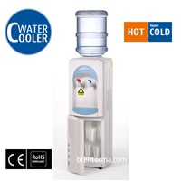 16L-C/C Storage Cupboard Integrated Water Dispenser Freestanding Water Cooler