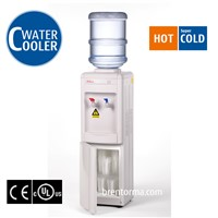 16L-C Storage Cupboard Integrated Floor Standing Water Dispenser Cooler