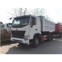 Sinotruk Howo A7 Tipper Truck / Dump Truck 6*4 for Good Sale
