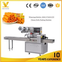 Automatic Electric Egg Roll Manual Packing Machine