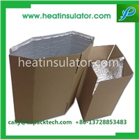 Cold Pack Insulated Box Liners Cold Pack Box for Mailing Meat
