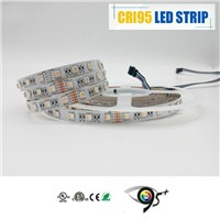 Promotional RGB+W (4 in 1) Double Sided 60PCS/M Digital Edge-Lit Sign LED Light