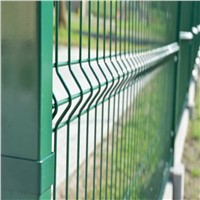 Welded Wire Mesh Fence with High Quality PVC Coated Fence Mesh