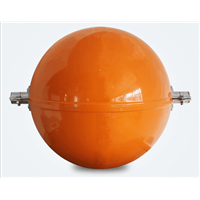 Fiberglass Warning Sphere D600mm China Factory Direct Supply