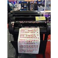 Vinyl Cutting Plotter with Optical Sensors Manufacturer