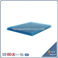 Polycarbonate Honeycomb Sheet Construction Material