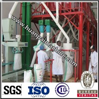 50ton Maize Flour Mill Machine