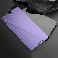 2.5D Curved Edge Antiblue Ray Tempered Screen Protector for Mobile Phone