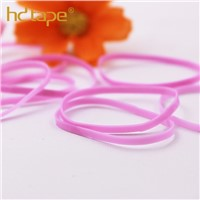 Colorful TPU Elastic Hair Rubber Bands