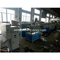 Mbbr Reactor Carrier Media Extrusion Line
