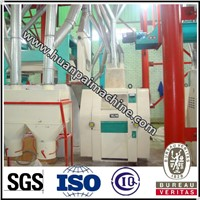 Maize Flour Grinding Mill/Maize Corn Flour Mill