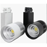 10W 15W 20W 24W 30W COB LED Track Light