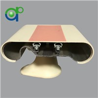 Hospital PVC Handrail 140mm Width