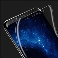 for Galaxy S8 Screen Protector TPU Soft Screen Film Full Coverage High Sensitive No Edge Lifting