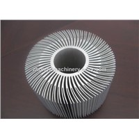 Aluminium Extrusion Profile Parts