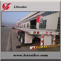 40 Feet Container Trailer Price Transport Container Trailer