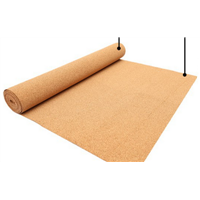 Rubber Cork Underlay Roll
