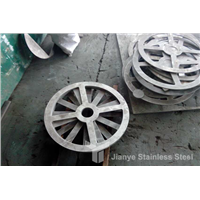 316L HOT ROLLED STAINLESS STEEL RING PLATE