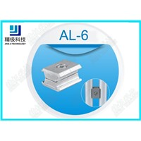 Aluminum Alloy Parallel Pipe Fitting for Working Table Surface Oxidation AL-6