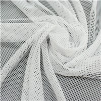 Custom Color Polyester/ Nylon Mesh Fabric