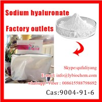 Factory Outlets High Quality Hyaluronic Acid/Sodium Hyaluronate
