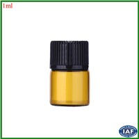 Wholesale Small Glass Bottles with Lids European Glass Bottles