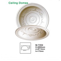 Hotsale PU Ceiling Domes Pop Ceiling Designs for Living Room