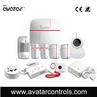 Smart Home Security System Product with App Control