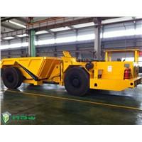 12 Ton Diesel Engine Underground Mining Low Profile Dump Truck