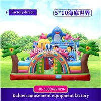 Inflatable Slide for Kids, Funny Inflatable Toys