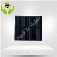 2V 200mA 60*55mm Epoxy Resin Mini Size Solar Cell