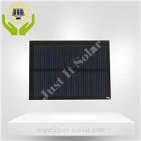 6V 80mA 60*80mm Small Epoxy Solar Panel