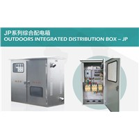 Outdoor Stainless Steel Water-Proof IP 56 Integrated/Comprehensive Distribution Box