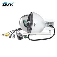 ZILINK WiFi Wireless/Wired HD 1080P (2 Megapixel) 10X Optical Zoom Outdoor Pan/Tilt IP Network Camera IP66 Waterproof