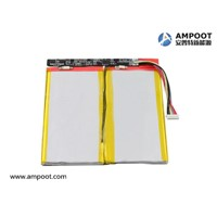 High Quality Lithium Ion Polymer Battery, Lipo Cells & Battery Pack