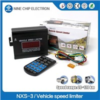 Material Handling Vehicle Speed Limiter GPS Speed Measuring Device