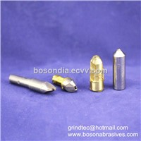 Single Point Diamond Dresser, Chisel Type Diamond Dressing Tools