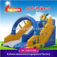 Children Inflatable Slide, Funny Inflatable Water Slide for Kids