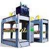 Yx150-SA High Frequency Wood Bending Machine for Plywood