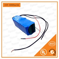 Customized 20S20P Battery Pack 24V 8000mAh Ni-MH Rechargeable Battery Pack