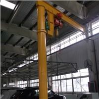 500kg Jib Column Crane for Lifting Material Steel Factory