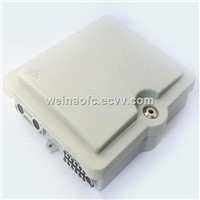Fiber Optic Distribution Terminal Box Plastic Housing